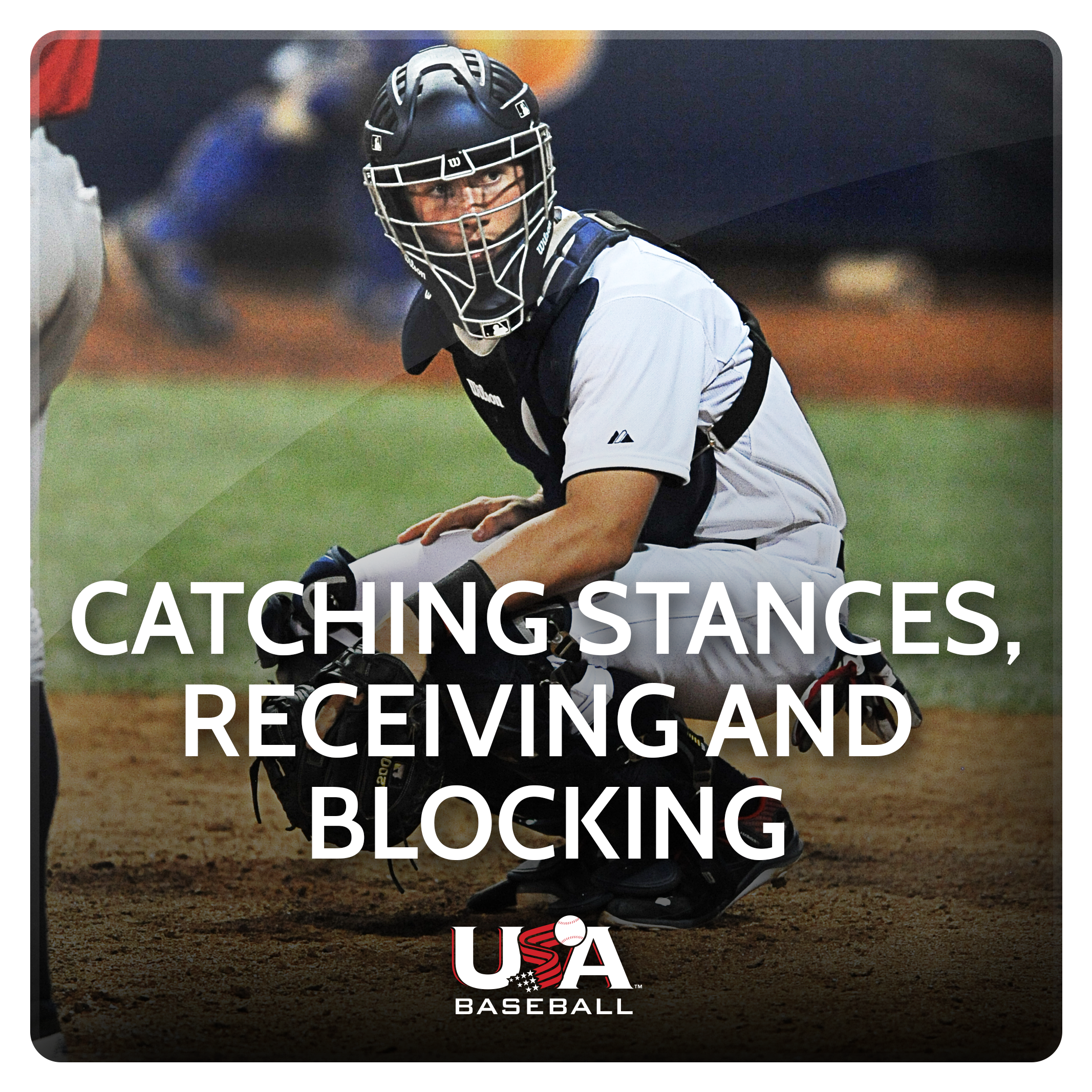 Catching Stances, Receiving and Blocking