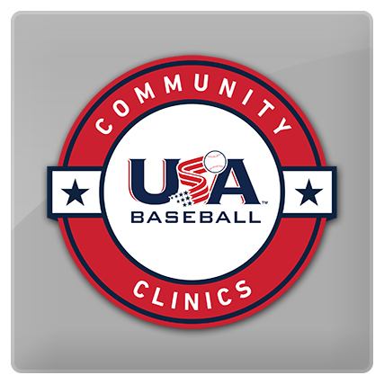 USA Baseball Community Clinic  - Virtual